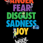 Inside Out character posters and more!