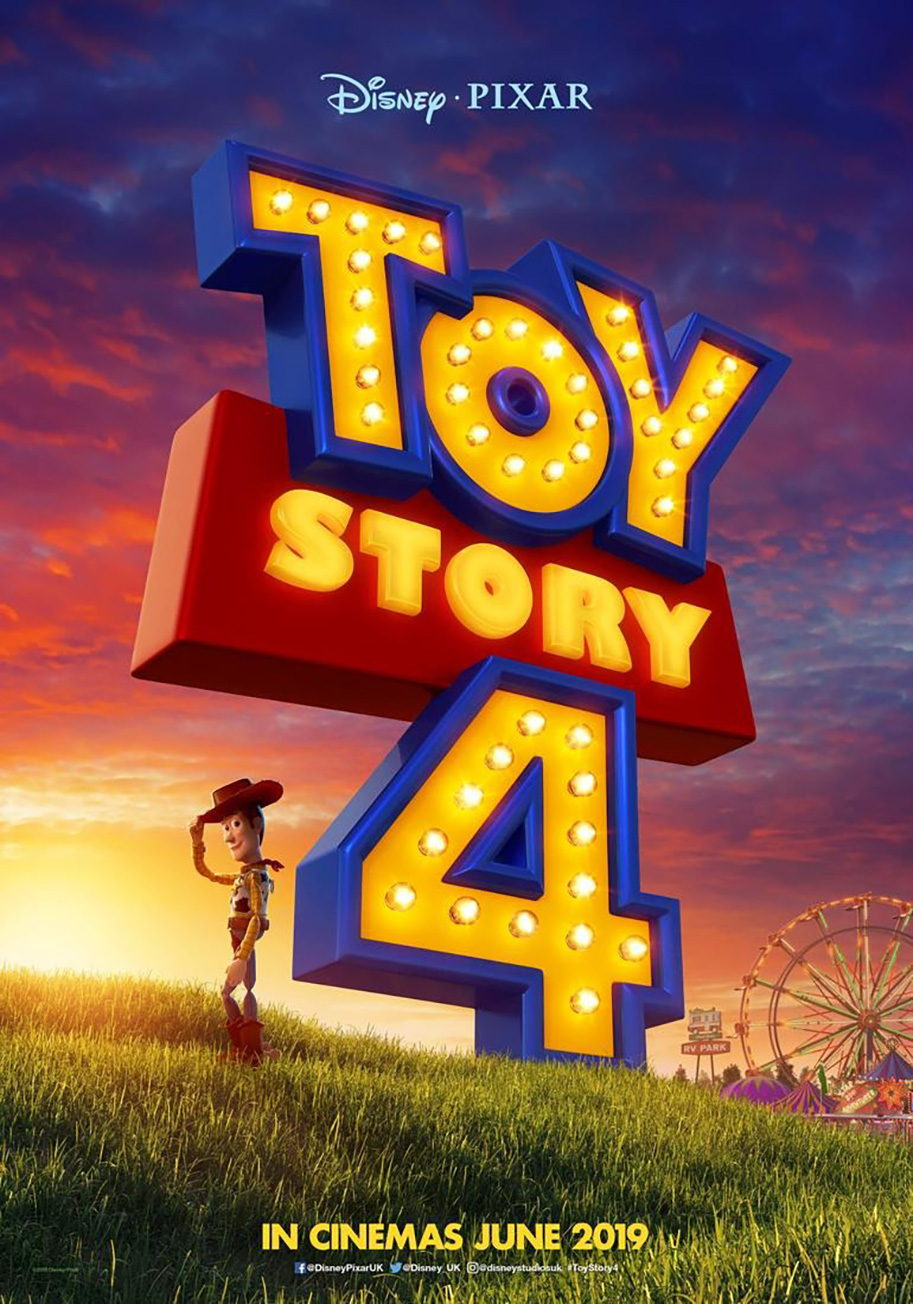 Pixar Toy Story 4: New Toy Story 4 Poster Sees Woody Walking Off Into The